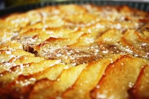 Tarte de maçã