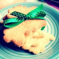 Biscoitos de limão e gengibre